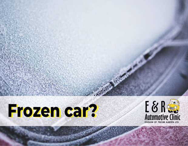 E & R Auto - Frozen Car?