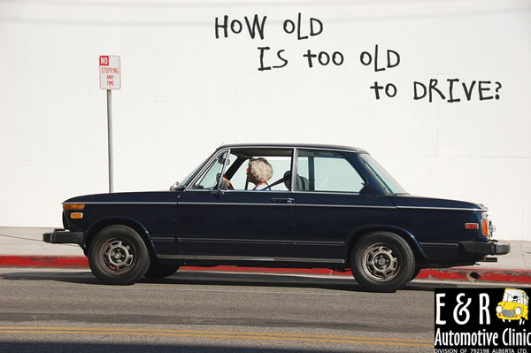 How old is too old to drive?