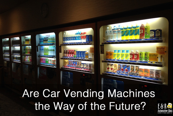car vending machines?