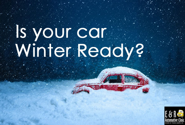 E & R Automotive in Nisku Offers Unique Advice for Alberta Vehicle Winterizing