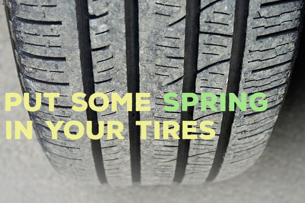 E & R Automotive can help you get ready for spring.