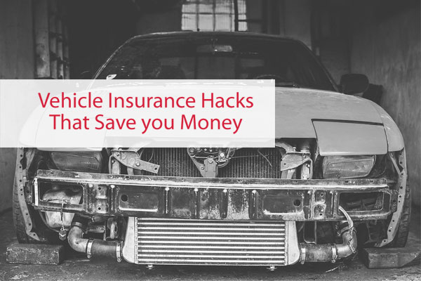 Save money on your vehicle insurance