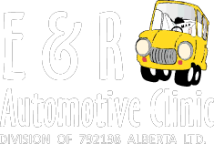 E and R Automotive Clinic in Nisku, Alberta